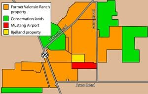 San Joaquin County to decide if small airport can expand close to habitat