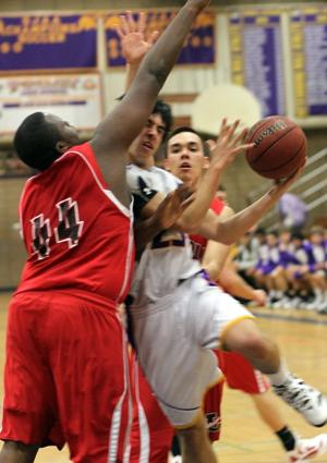 Tokay teams split Foundation basketball games