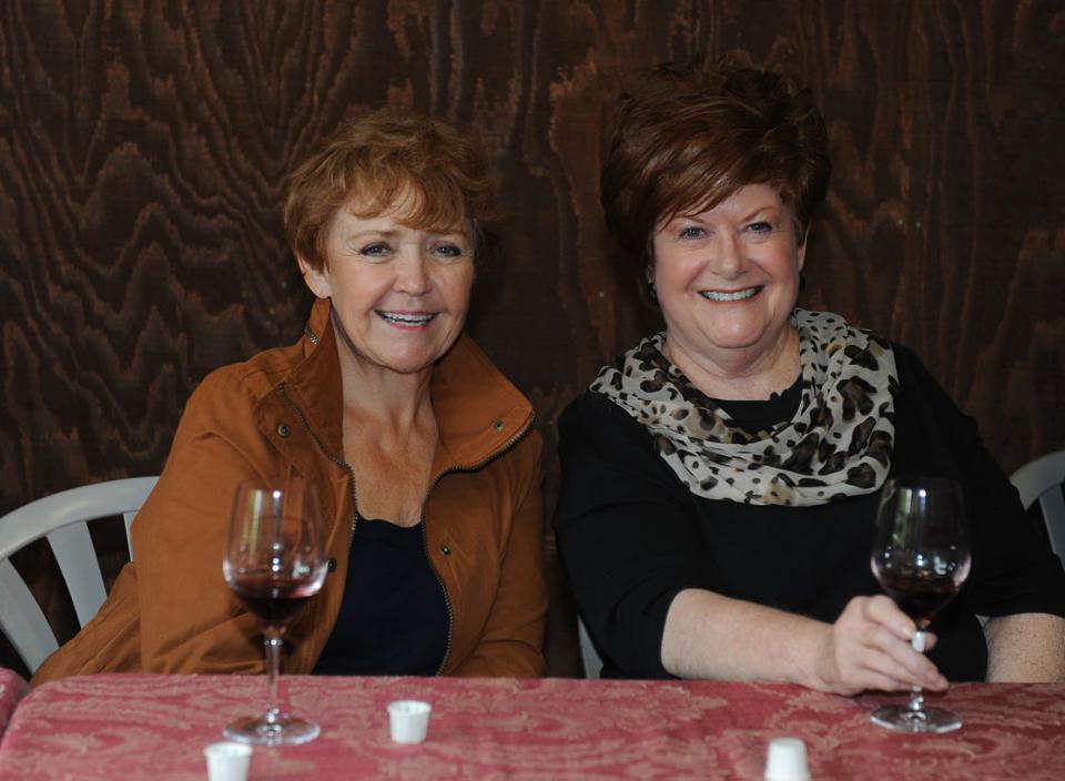 Heritage Oak Winery chocolate and wine pairing