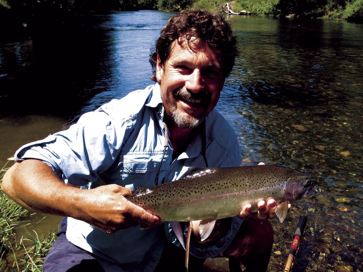 Mokelumne fishing guide wins award for water stewardship, conservation efforts