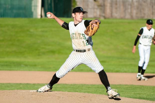 Baseball: Eagles remain perfect in league play