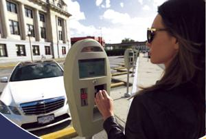 Council looks at smart parking meters