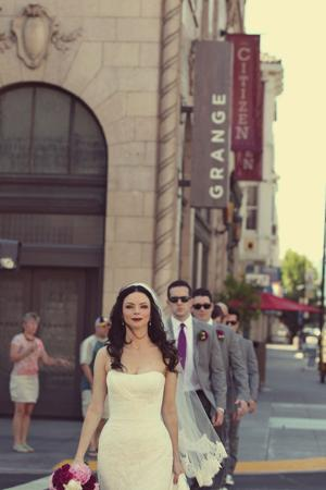 Our day: The wedding ceremony and reception for Ellie Martinez and Sean Talley