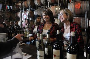 Lodi-area wineries host annual Wine and Chocolate Weekend