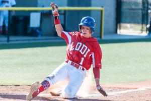 Baseball: North strikes late, holds off South in 9-7 victory