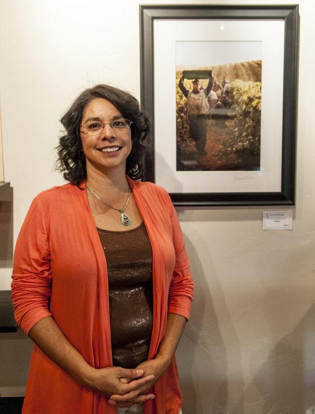 Lockeford artist Charlene Martin explores grapevines in new book