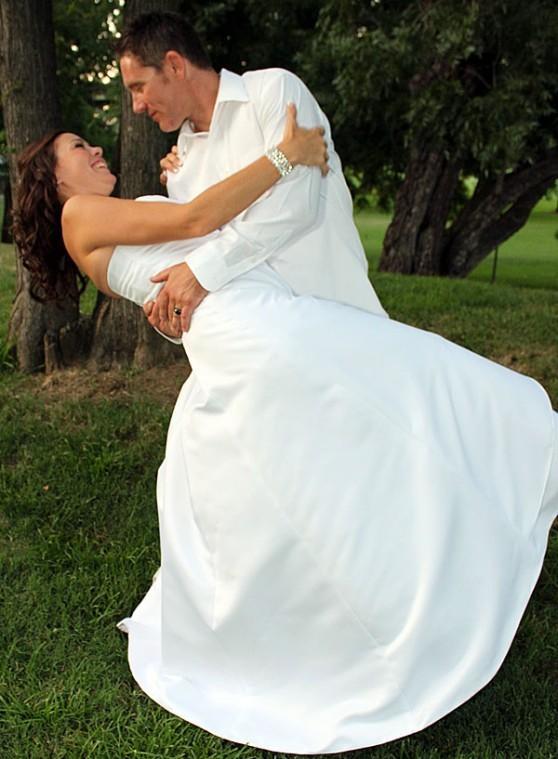Edward Butorovich, Tiffani Law married in August