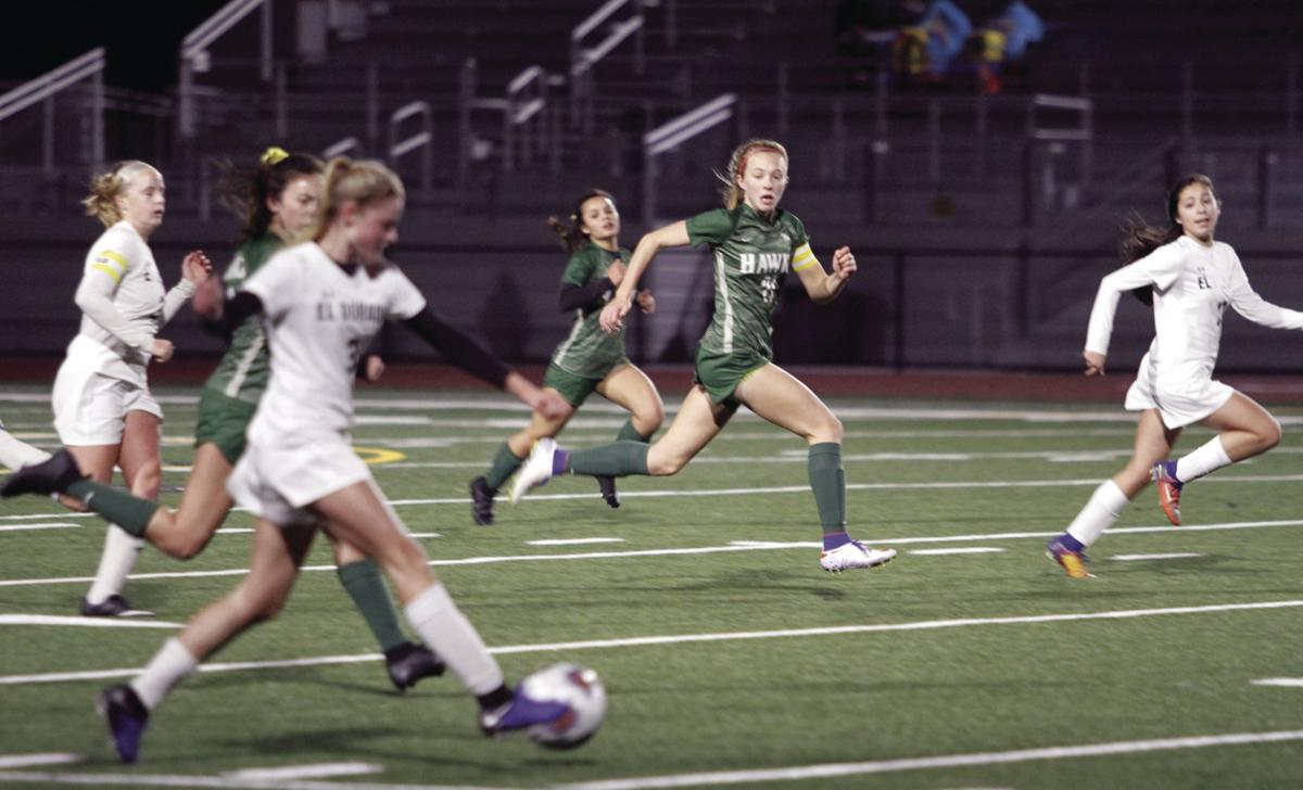 SJS girls soccer playoffs: Liberty Ranch slips into championship game again