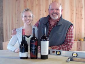 Farrah and Steve Felten