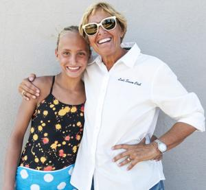 Lodi teen Madeline Woznick forges ahead in pursuit to honor coaches