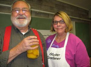 Master gardener speaks to American Association of University Women