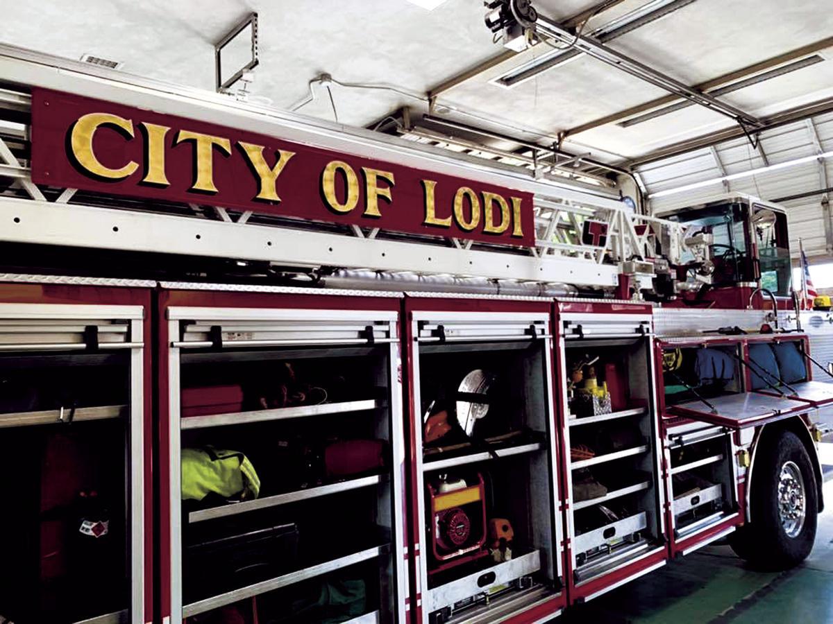 Leadership Lodi visits hospital, fire station on Health & Safefy Day