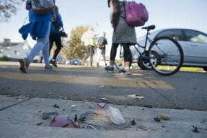 Car severely injures Lodi Middle School crossing guard