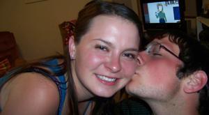 Elichi Smith, Kayla Koenig were engaged in February