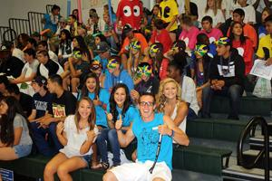 Liberty Ranch Link Crew connects incoming freshmen with mentors