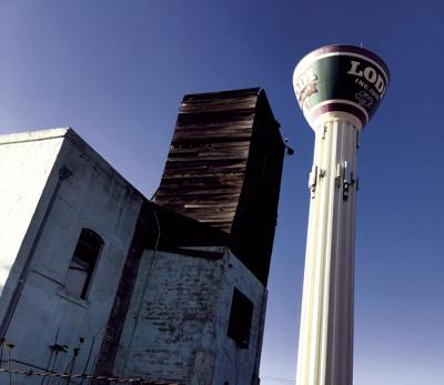 Lodi's leaning tower: Historic fire structure in danger of toppling over