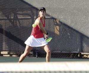 Tennis: Flames roll past Tracy in TCAL match