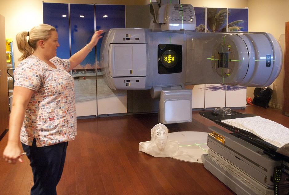 Patients receive a personal touch at Ben Schaffer Cancer Insitute