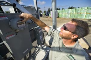 Lodi resident Bill Swearingen looks to alternative energy and starts his own wind power business