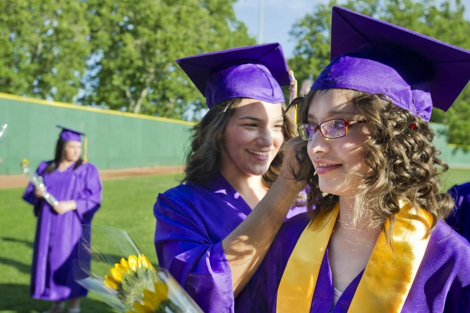 Tokay High School graduation Tokay High School