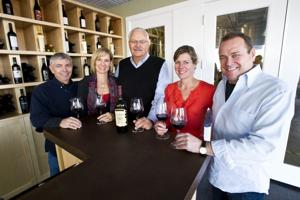 Grands Amis, Estate Crush wineries merge in new year