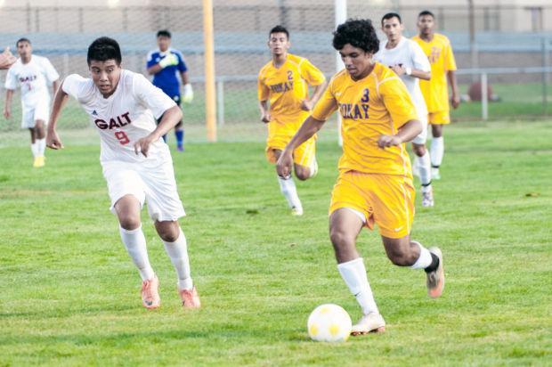 Boys soccer: Warriors edge Tigers