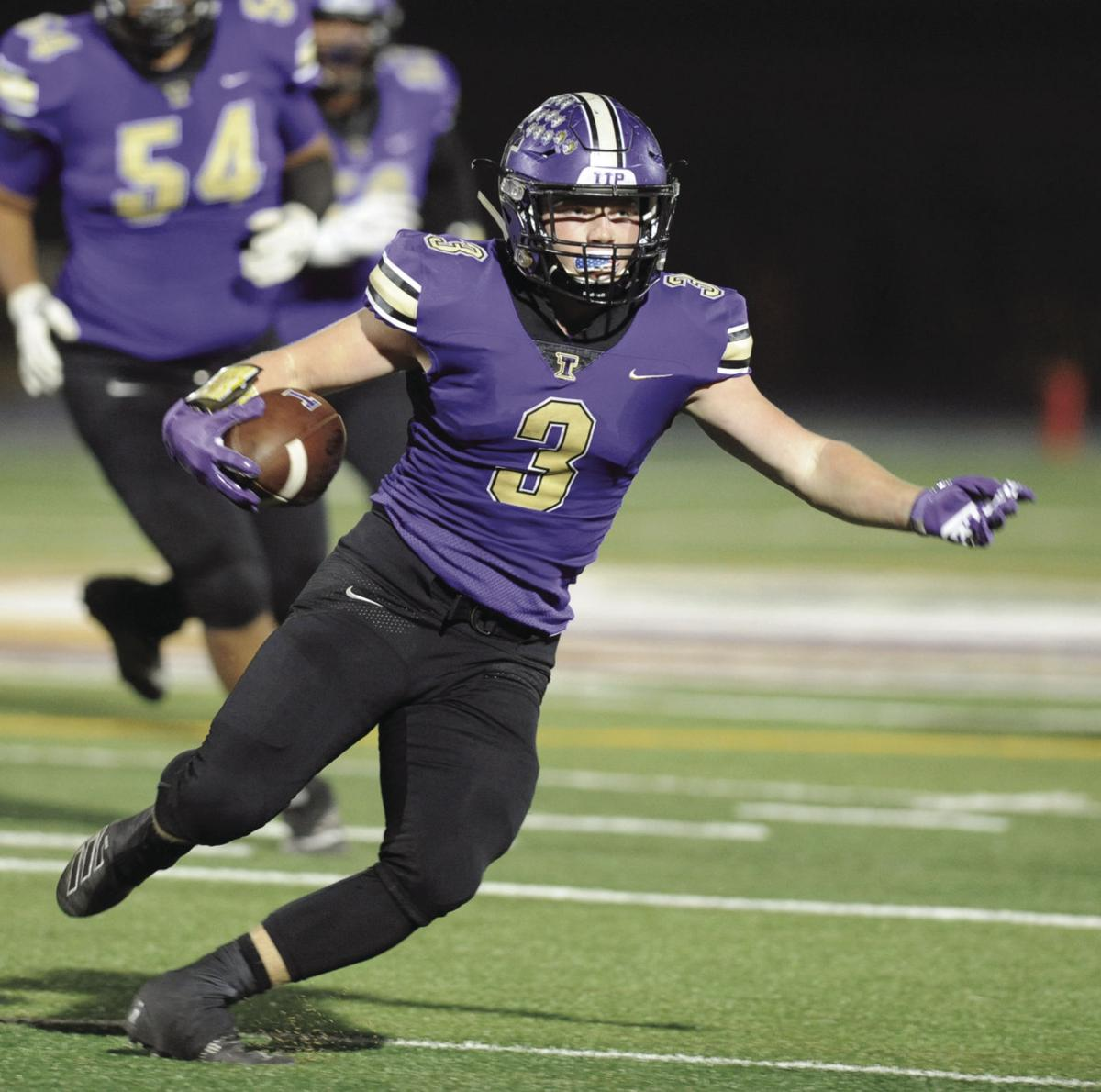 Flippin' out: Tokay RB goes for 272 yards, 5 TDs as Tigers hold off Pack