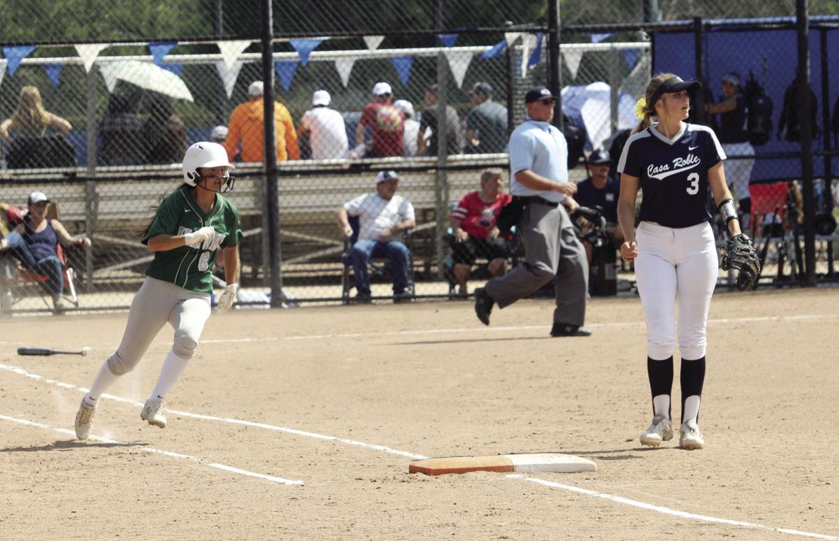 SJS D-IV softball playoffs: Liberty Ranch wins one game, but falters in other