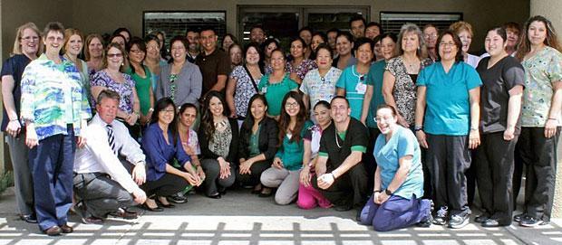 Arbor Nursing Center wins coveted award