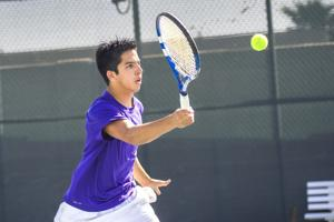 Boys tennis: Tokay's Johnny Morales, Albert Lee stopped in league semifinals