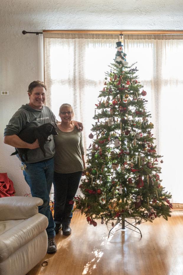 Seeking Lodi's Christmas tree stories by going door to door