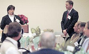Mayor gives Lodi pastors Community Service Award