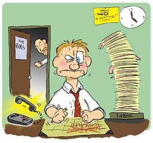 Work got you stressed?