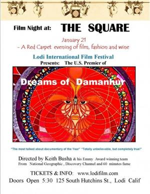 'Film Night at the Square' returns Friday