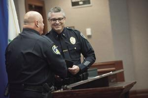 Lodi Police lieutenant who received Silver Star Award retires after 21 years