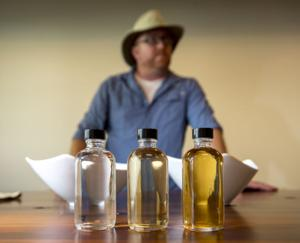 Lodi's Eric Larimer part of trio making craft liquor