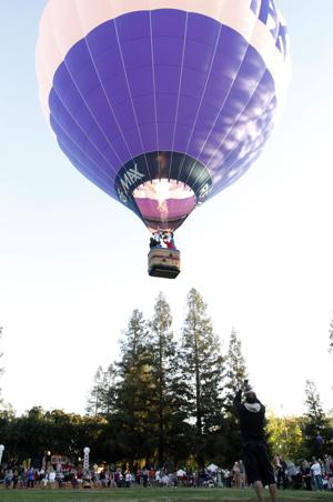 Galt Chamber of Commerce hosts Hot Air Balloon Festival