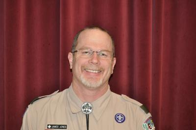 Boy scout leaders receive awards