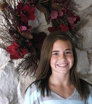 Local girls mark 11th birthdays — on 11/11/11