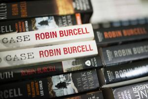 Lodi author Robin Burcell brings local flavor to her crime thrillers