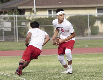 High school football: Bulahan Jr.'s numbers game