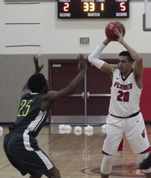 Boys basketball: Flames turn up the heat