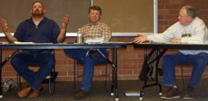 Chairman Bryan Pilkington returns to North San Joaquin Water Conservation District