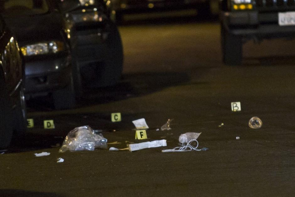 Fatal shooting on Garfield Street in Lodi