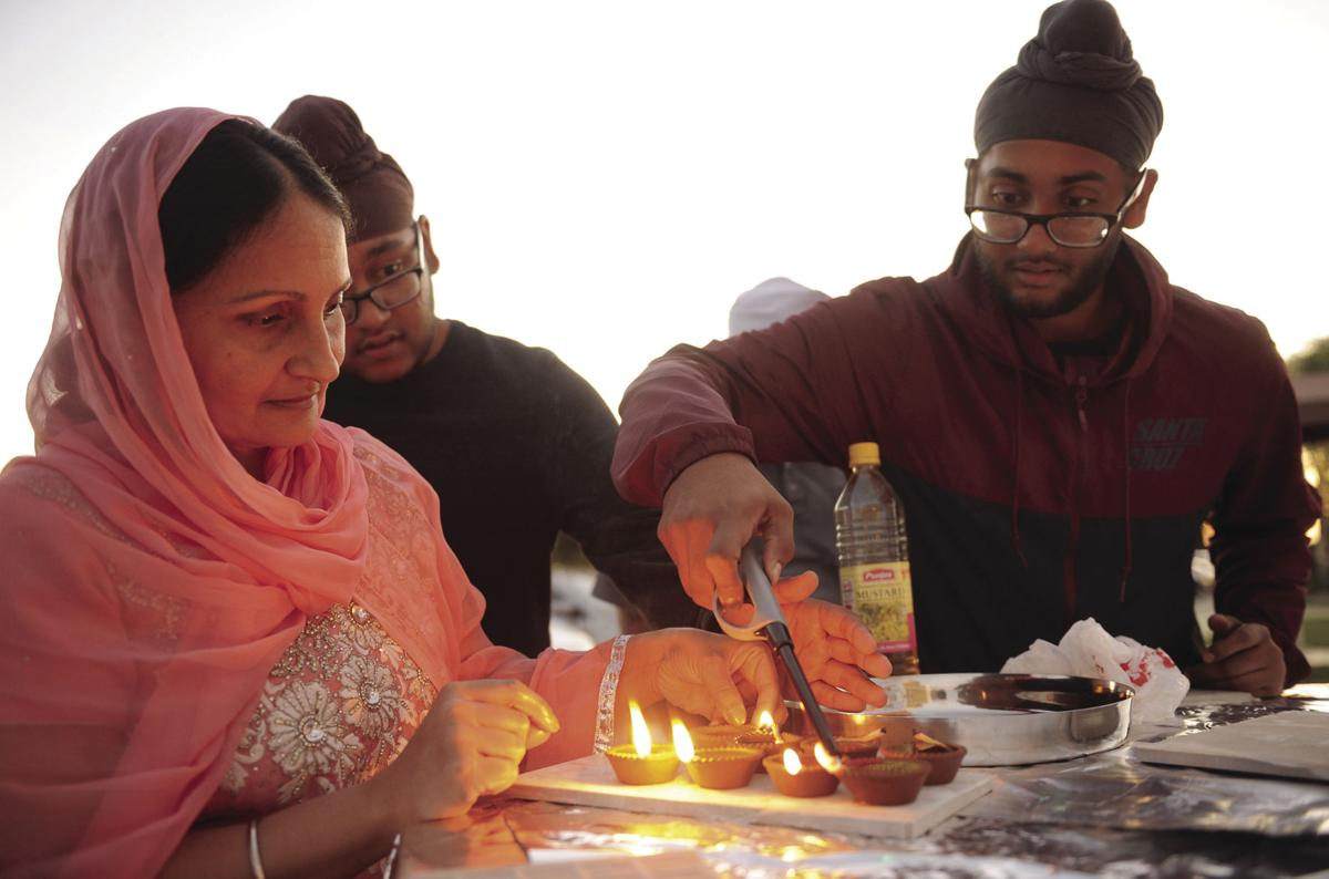 Indian religions, cultures come together in celebration of Diwali
