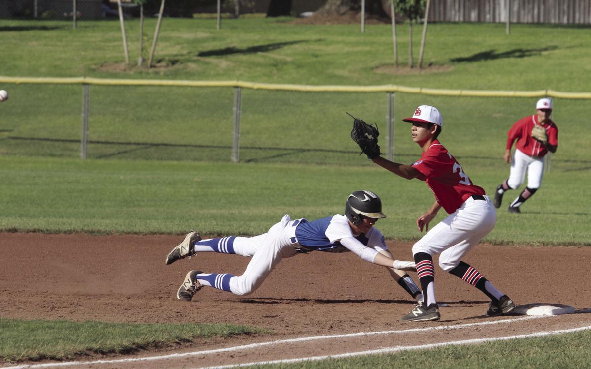 Babe Ruth 14U baseball: Lodi sweeps San Benito