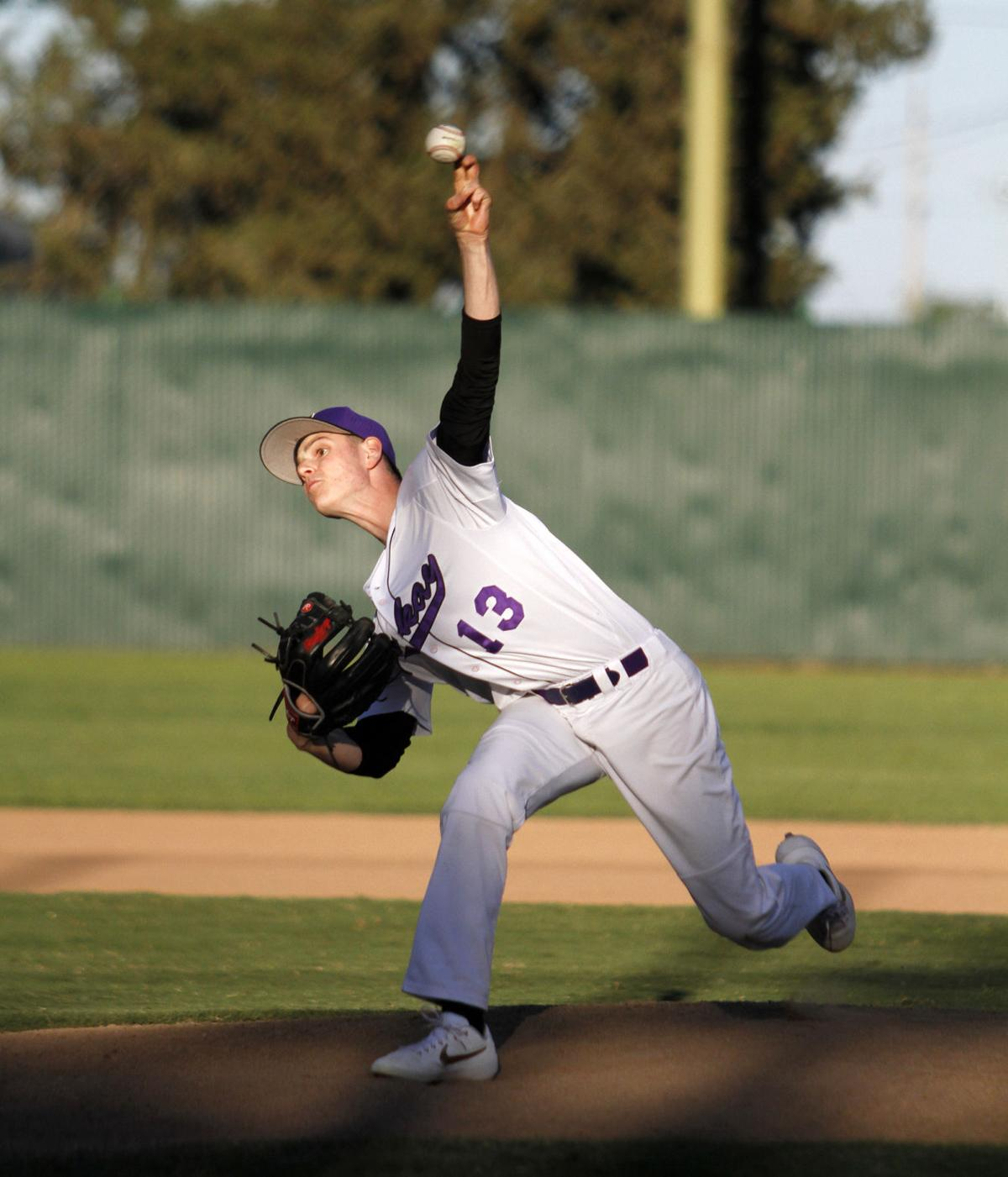 High school baseball: Tigers pick up first TCAL victory