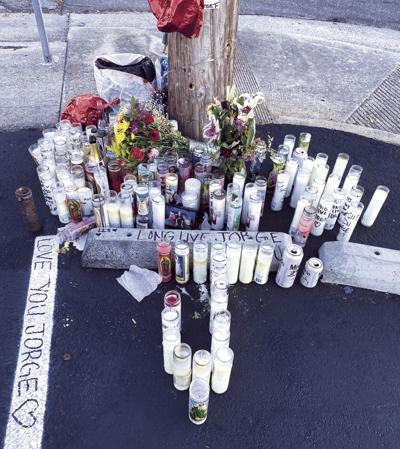 Teen homicide victim identified