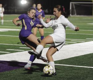 Girls soccer: Hawks spoil Tigers' special night