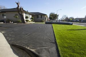 With drought looming, residents find new ways to cut back on water use